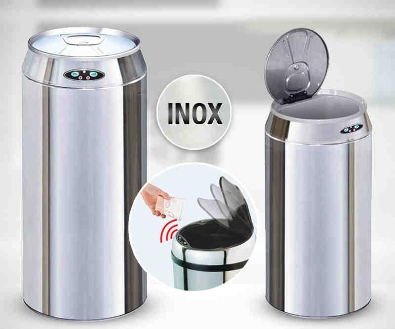 Une poubelle de cuisine automatique 50l pour une hygiène impeccable