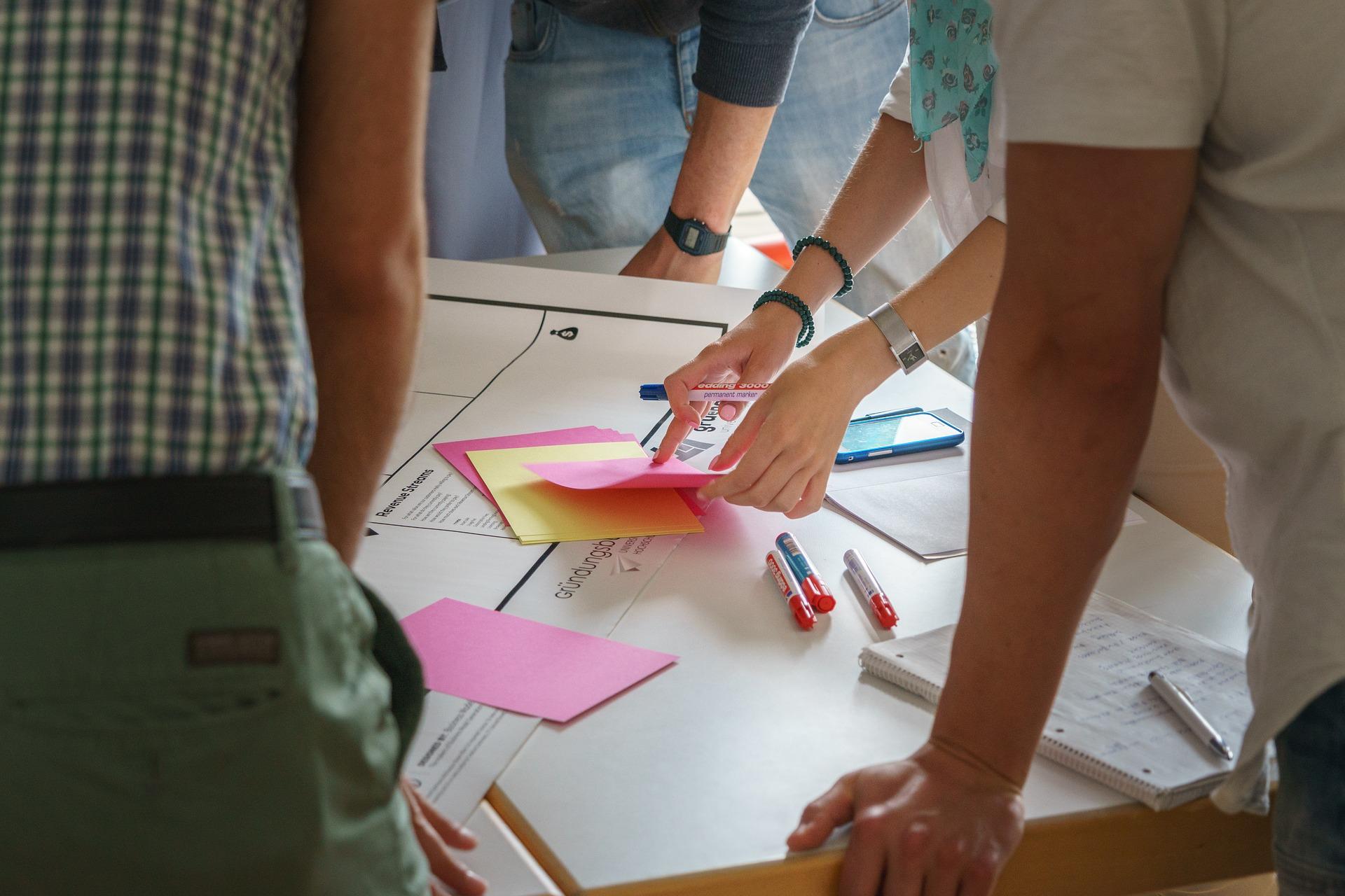 Le design thinking ou conception créative c'est quoi ?