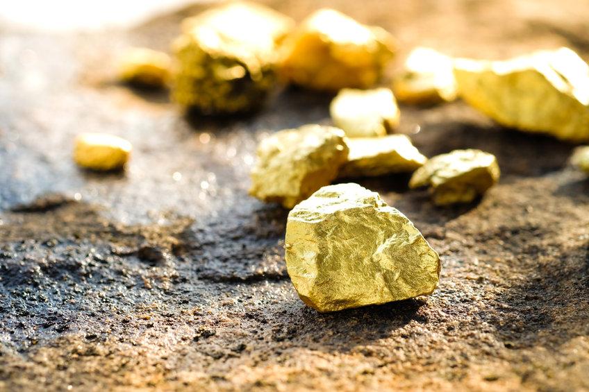 Comment devenir riche avec la vente d'or?