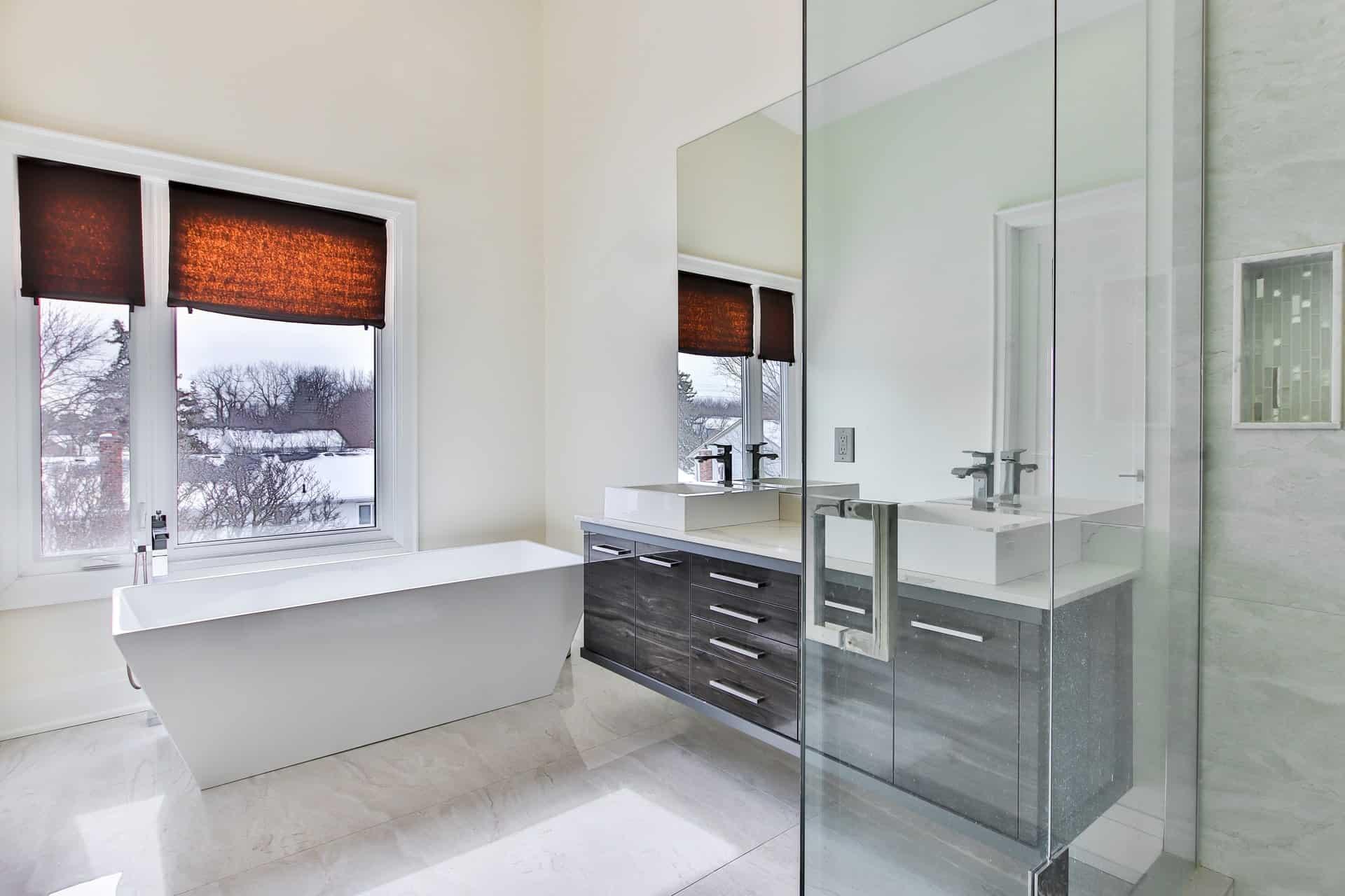 Idées de réaménagement de salle de bains – Par où commencer ?