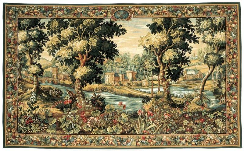 La tapisserie des Flandres, un art séculaire pour des ornements de qualité